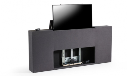 Hoe kan je je televisie mooi wegwerken?